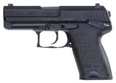 Pistol Heckler & Koch USP9 Compact, V1 DA/SA 9mm Luger, 13 Round M709031-A5