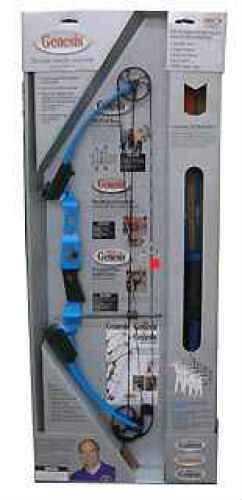Genesis Mini Bow Left Handed Blue, Kit 11426