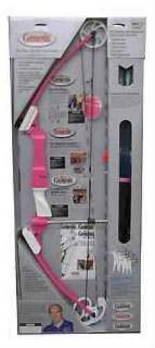 Genesis Original Bow Left Handed, Pink, Kit 12076