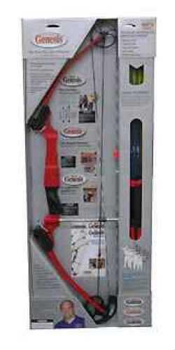 Genesis Original Bow Left Handed, Red, Kit 10929