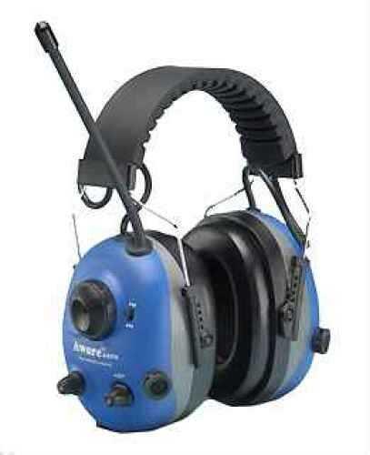 Elvex Aware 22 NRR AM/FM Headset Com-680
