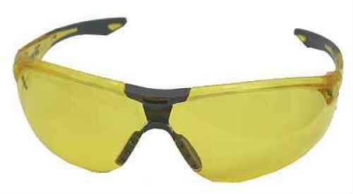 Elvex Avion Safety Glasses Amber R-SG-18A