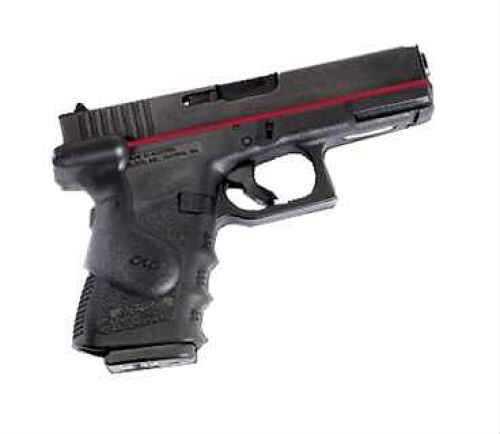 Crimson Trace Glock 19 - 38 - Polymer Rear Activation, Overmold LG-619