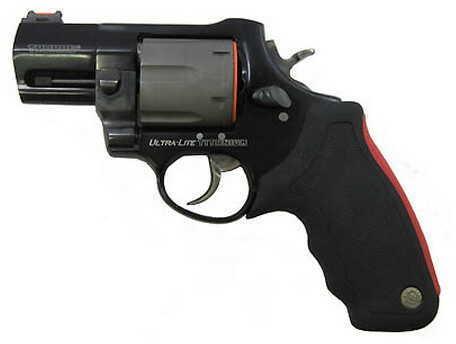 """Taurus M444 Raging Bull 44 Magnum 2.5"""" Barrel Blued Titanium Revolver 2444021ULT"""