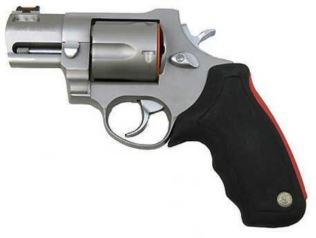 """Revolver Taurus M454 """"Raging Bull"""" .454 Casull 454 .454 Casull 2.5"""" Matte Stainless Steel 2454029M"""