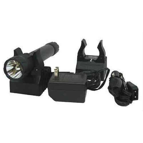 Streamlight PolyStinger DS LED 120V AC/DC Charger, 2 Holder, Black 76813