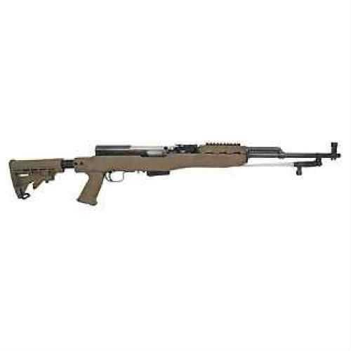 Tapco Intrafuse SKS Rifle System Bayonet, Spike Dark Earth STK66168-DE