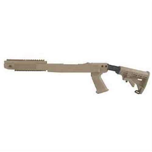 Tapco Intrafuse 10/22 Rifle System Dark Earth STK63160-DE