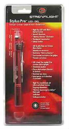Streamlight Stylus Pro Red / White LED 66120