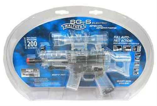 Umarex USA Mini Electric Soft Air Gun Clear 2272013