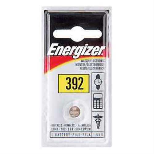 Energizer Silver Oxide 1.5 Volt (Per Each) 392 392BP