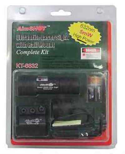 Aimshot Red Laser Kit Rifle KT6832