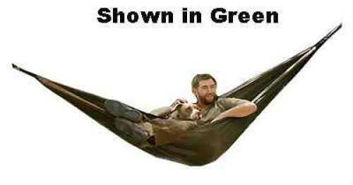 Grand Trunk Double Parachute Hammock Orange/Silver DH-08
