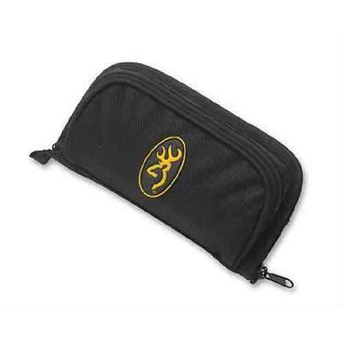 Browning Flex Foam Choke Tube Case, Zippered Black 1211130