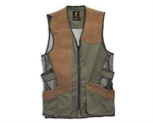 Browning Santa Fe Pro Vest Sage/Oak Medium 3050415402