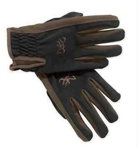 Browning Trapper Creek Gloves Brown/Black Medium 3070139902