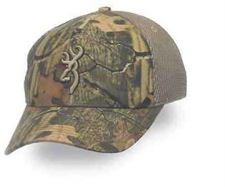 Browning Breeze Mesh Back Cap Mossy Oak Infinity/Tan 308325201