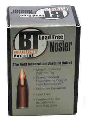 Nosler 20 Caliber 32gr Ballistic Tip Lead Free (Per 50) 45145
