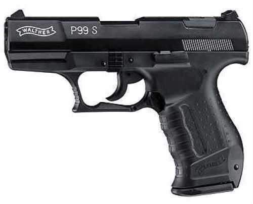 Umarex USA Blank Firing Pistol Walther P99S 9mm PAK Black 2252702