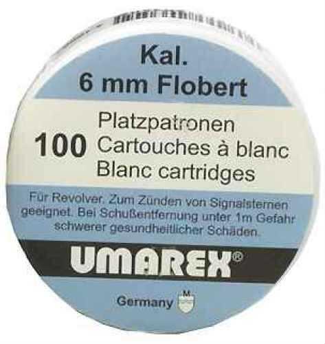 Umarex USA Blanks Blank 6mm Crimped (Per 100) 2252750