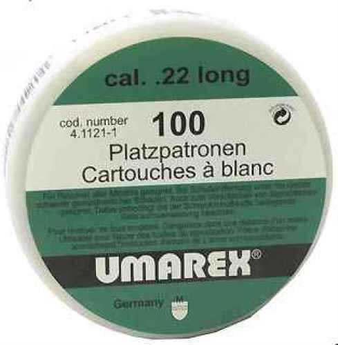 Umarex USA Blanks Blank .22 Long (Per 100) 2252751