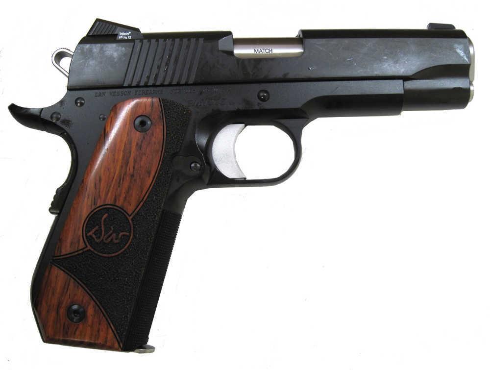 CZ USA DW Guardian 45 ACP Bobtail Commander Black Finish Semi Automatic Pistol 01987