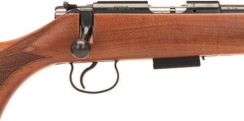 "CZ USA 455 American 17 HMR Rifle 20.5"" Barrel 5 Round Walnut Stock 02170"