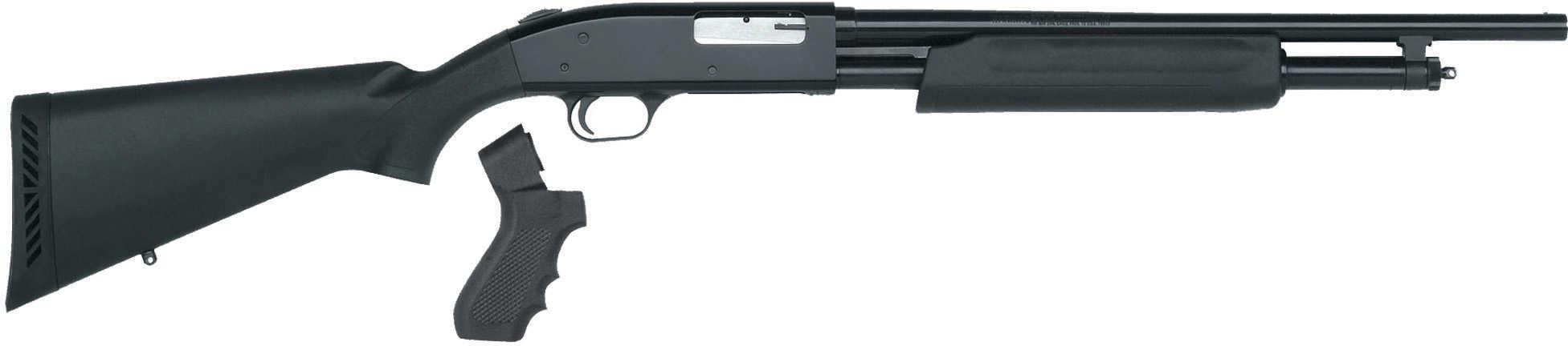 "Mossberg 500 Persuader 20 Gauge Shotgun 18.5""Barrel 6 Round Shotgun 50452"