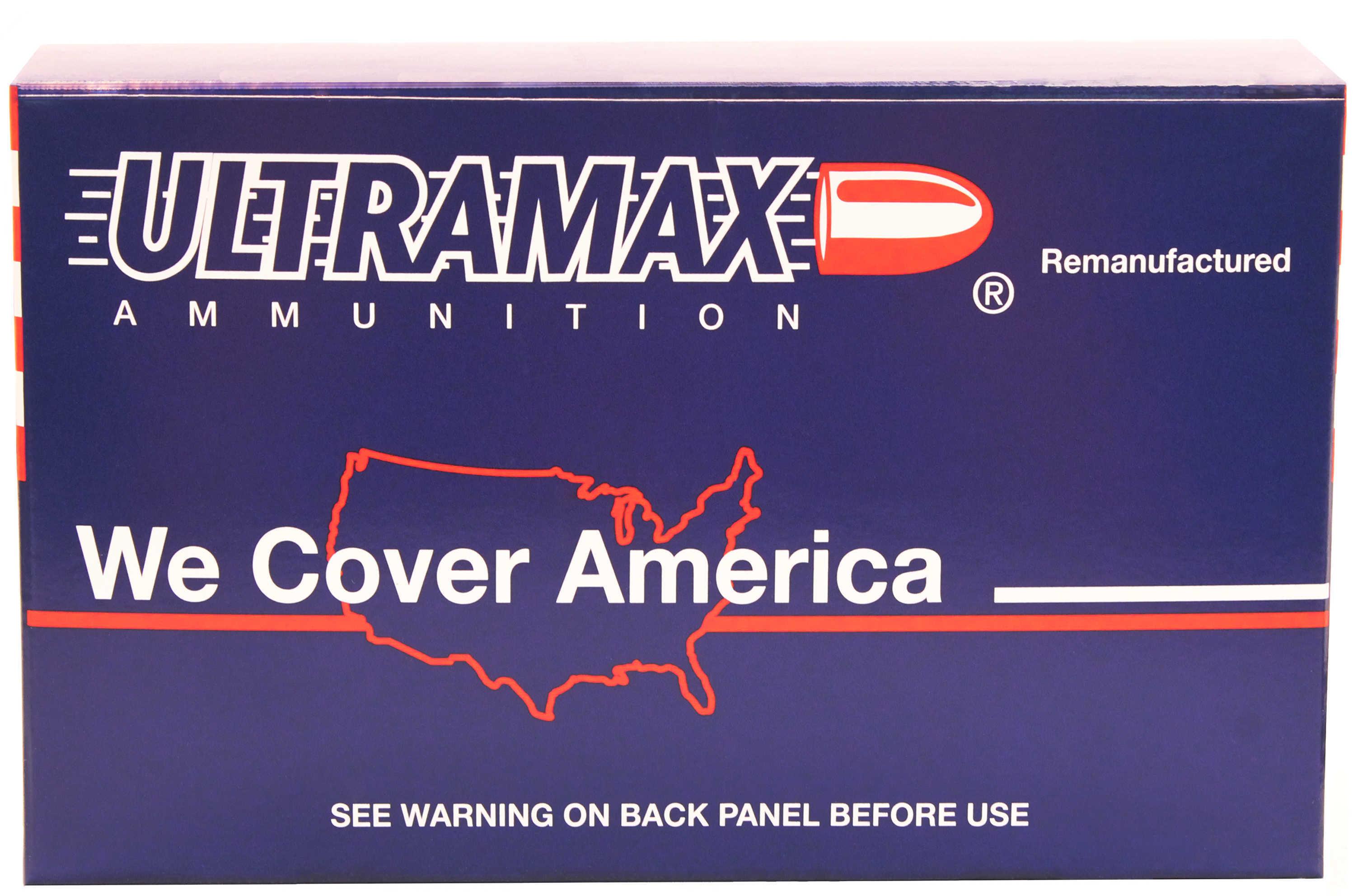 Ultramax 357 Sig Remanufactured 125 Grain Full Metal Jacket Ammo, 250 Rounds Md: ABI357SR2-250