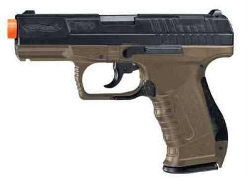 Umarex USA Walther Replica Soft Air SO P99 Dark Earth BB Brown 2272023