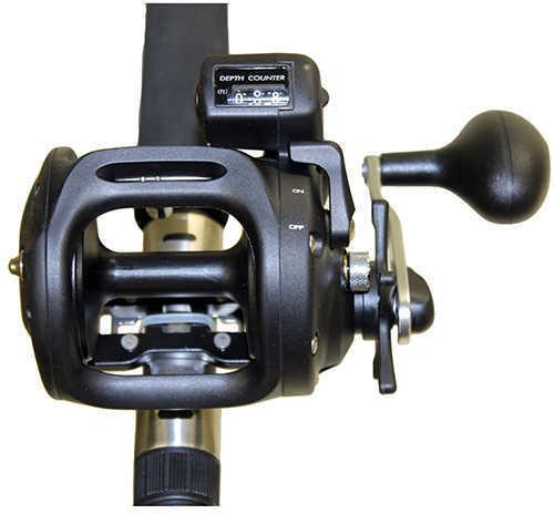 "Okuma Great Lakes Trolling Combo 8'6"" Length, 2 Piece Rod, Medium Auction, 2 BB Bearings Md: CPCL-86"