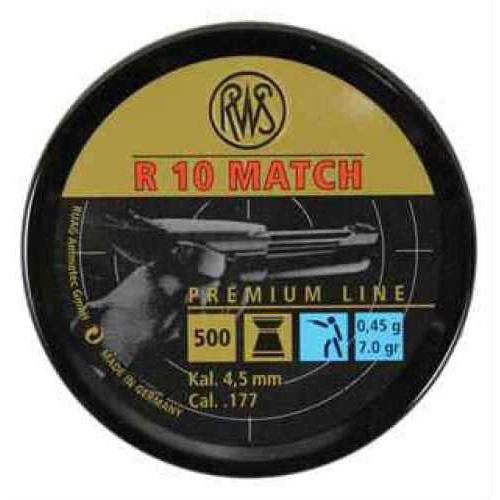 Umarex USA R10 Match Competition 7.0 Gr .177 (Per 500) Md: 2315018