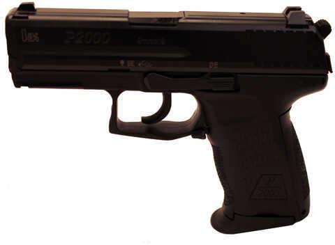 Heckler & Koch P2000 9mm Luger Blue 2 13Rd With Decocker Pistol 709203