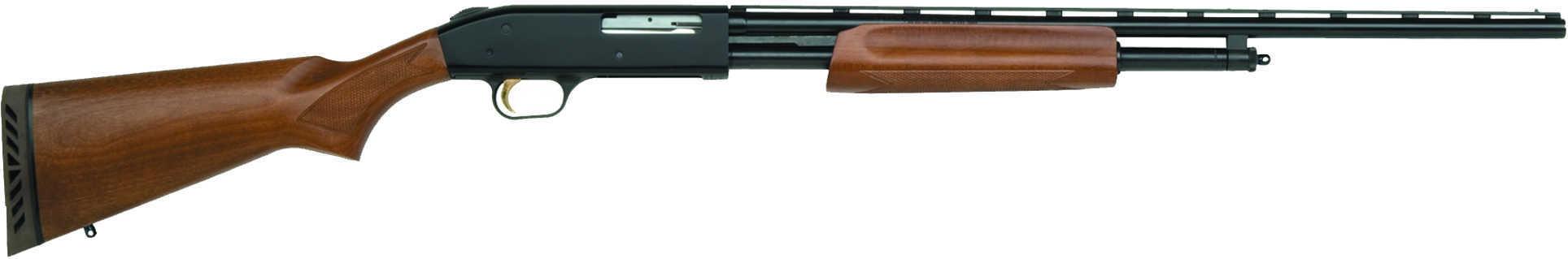 "Mossberg 500 410 Gauge 24"" Barrel 3"" Chamber 6 Round Pump Action Shotgun 50104"