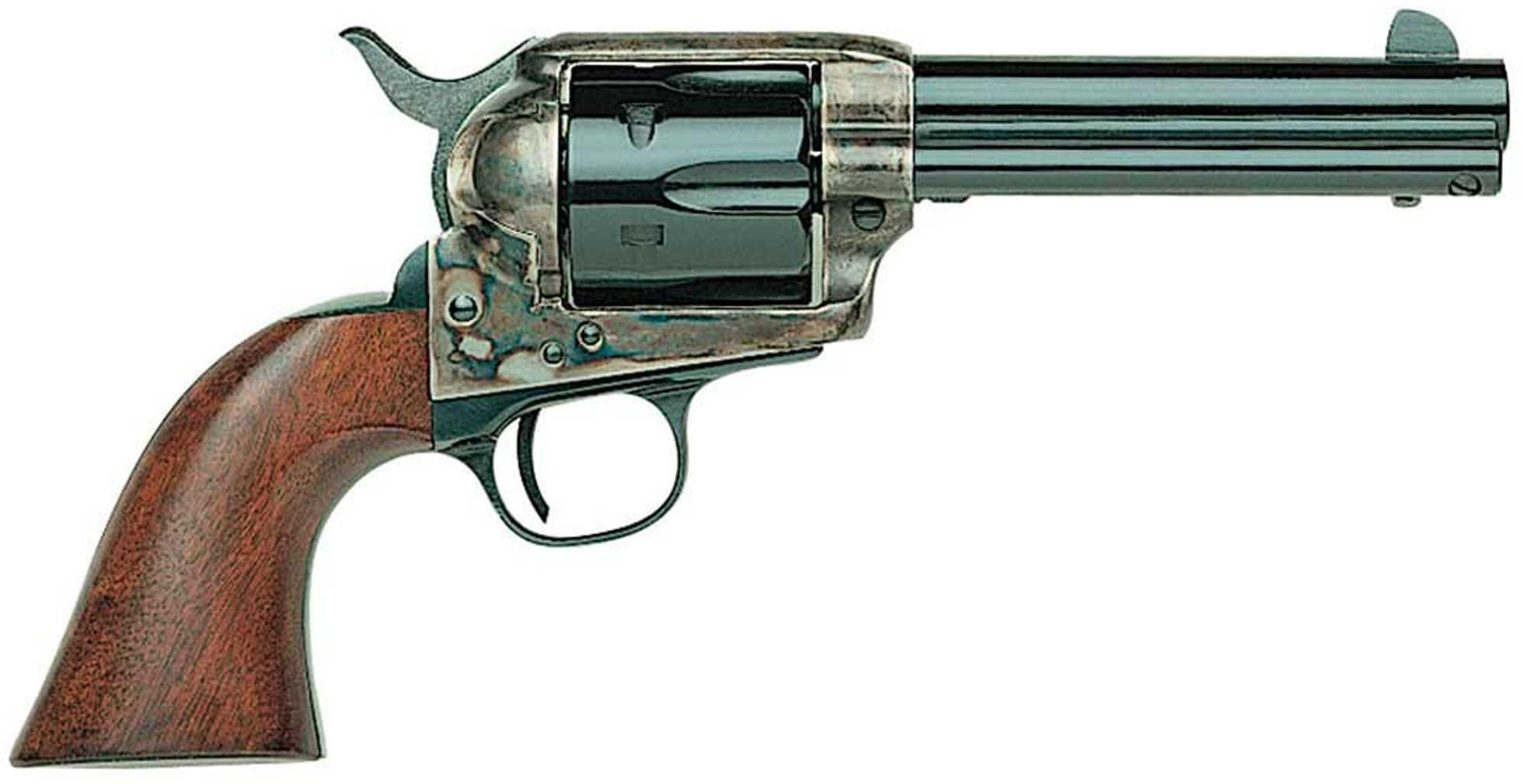 "Taylor's & Company Cattleman 1873 45 Colt 4.75"" Barrel 6 Round Blued Revolver 700A"