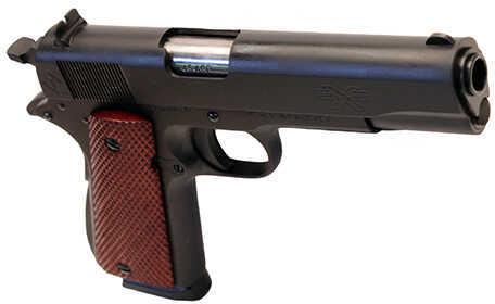 "American Tactical Imports FX45 1911 45 ACP 5"" Barrel 8 Round Military Matte Black Semi Automatic Pistol GFX45MIL"