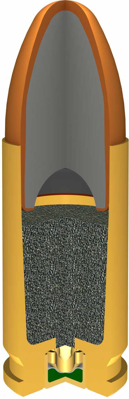 Winchester Ammunition USA 9MM 115 Grain Full Metal Jacket 50 Round Box Q4172