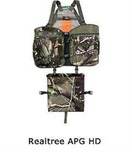 Primos Strap Turkey Vest Medium/Large, Realtree AP HD, Green 6486
