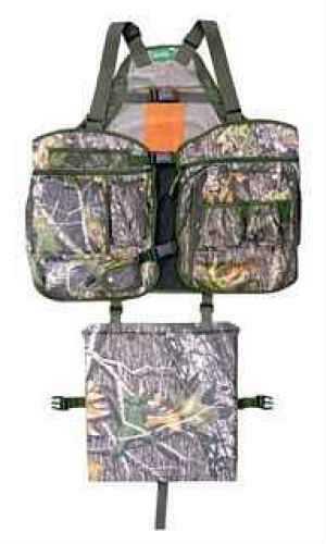 Primos Strap Turkey Vest XL/XXL, Realtree AP Green 6487