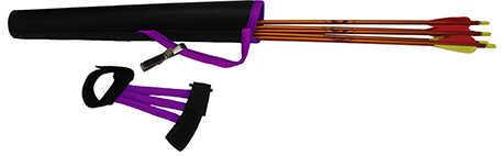 Genesis Original Bow Right Handed, Purple, Kit 10932