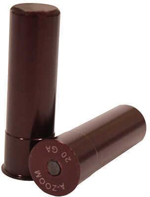 A-Zoom Pachmayr Shotgun Metal Snap Caps 20 Gauge 2 pack (Per 2) 12213
