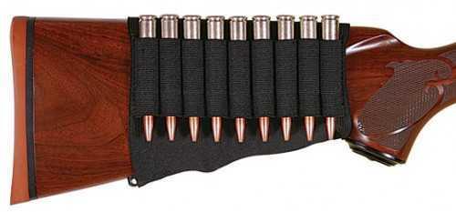 Allen Cases Buttstock Holder Holds 9 Rifle Cartridges 206