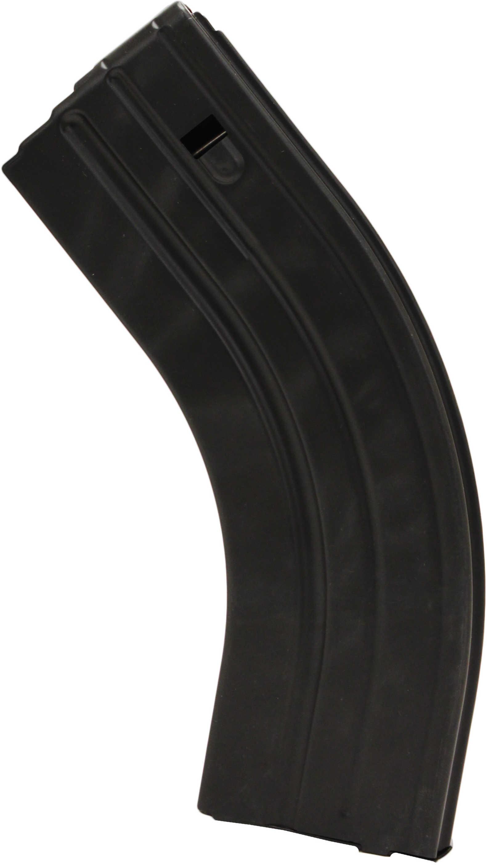 C Products Defense AR-15 Magazine 7.62x39 SS Matte Black/Black Follower 30 Round (Per 1) 3062041185CPD