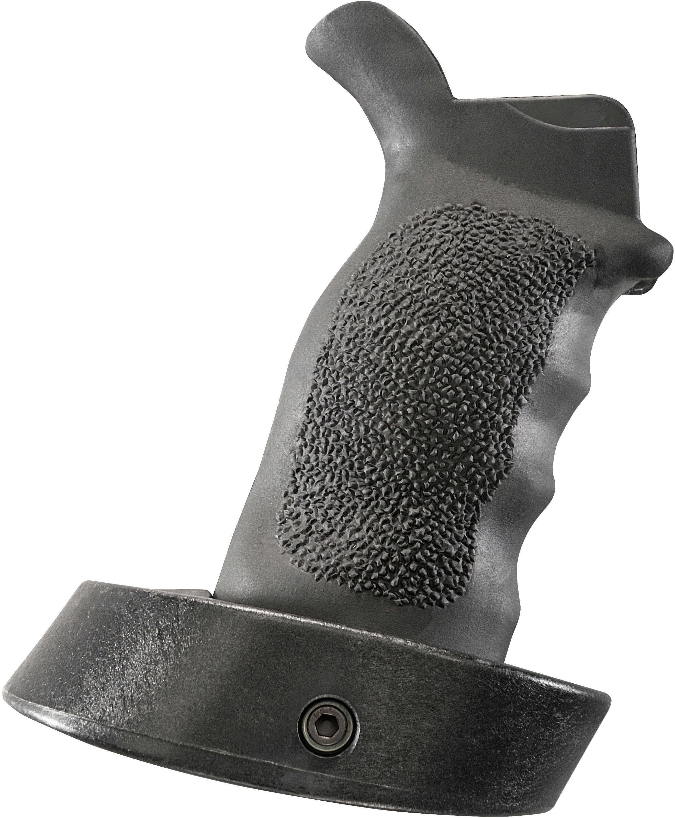 Ergo AR15/M16 Tactical Deluxe Grip w/Palm Shelf Standard Frame, Black 4055-BK