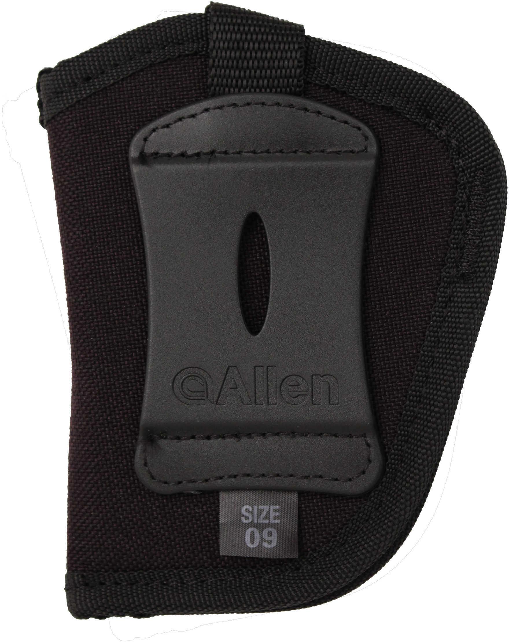 Allen Cases Cortez Nylon Pistol Holster, Black Size 9 44809