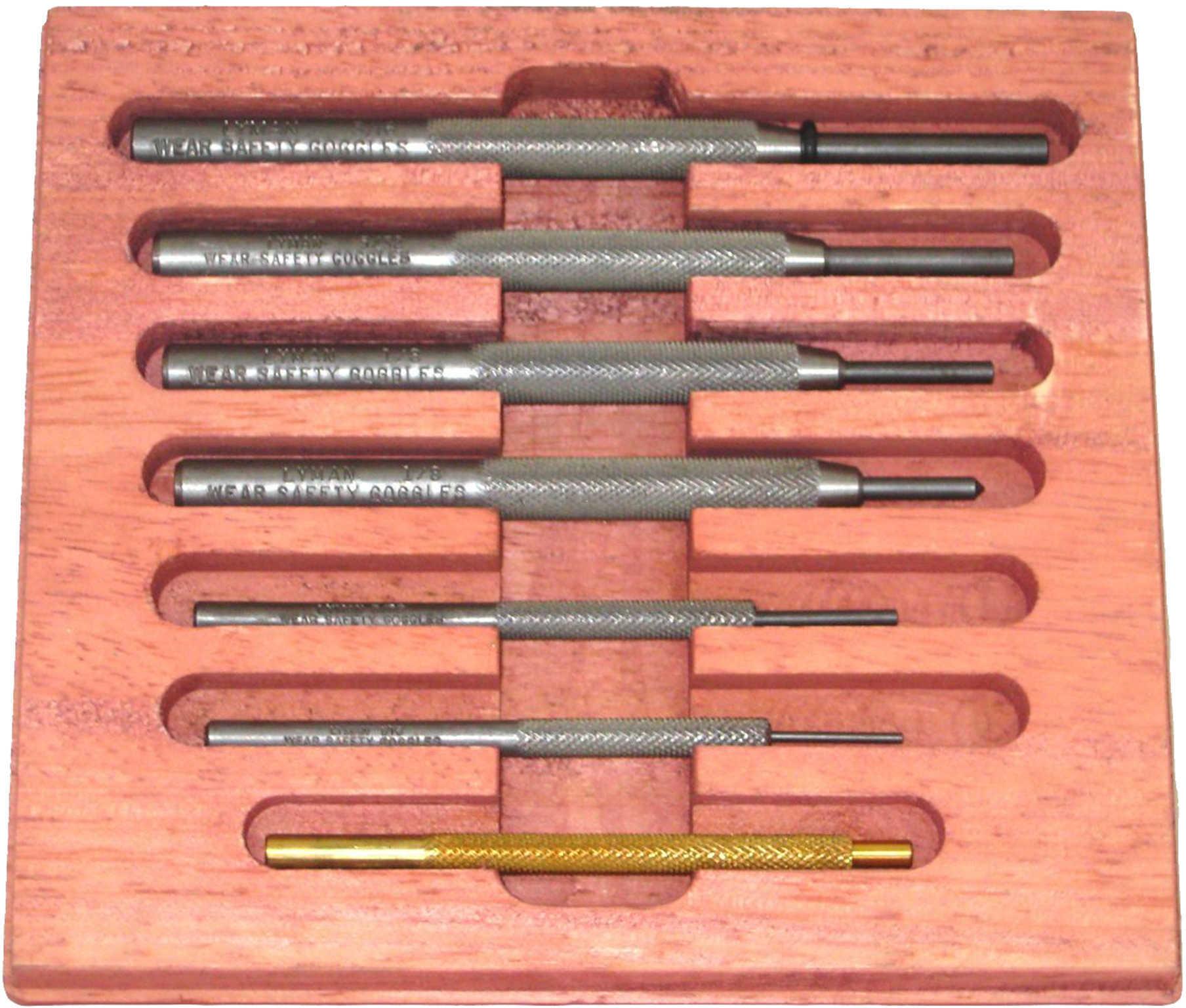 Lyman Gunsmith Punch Set 7031273