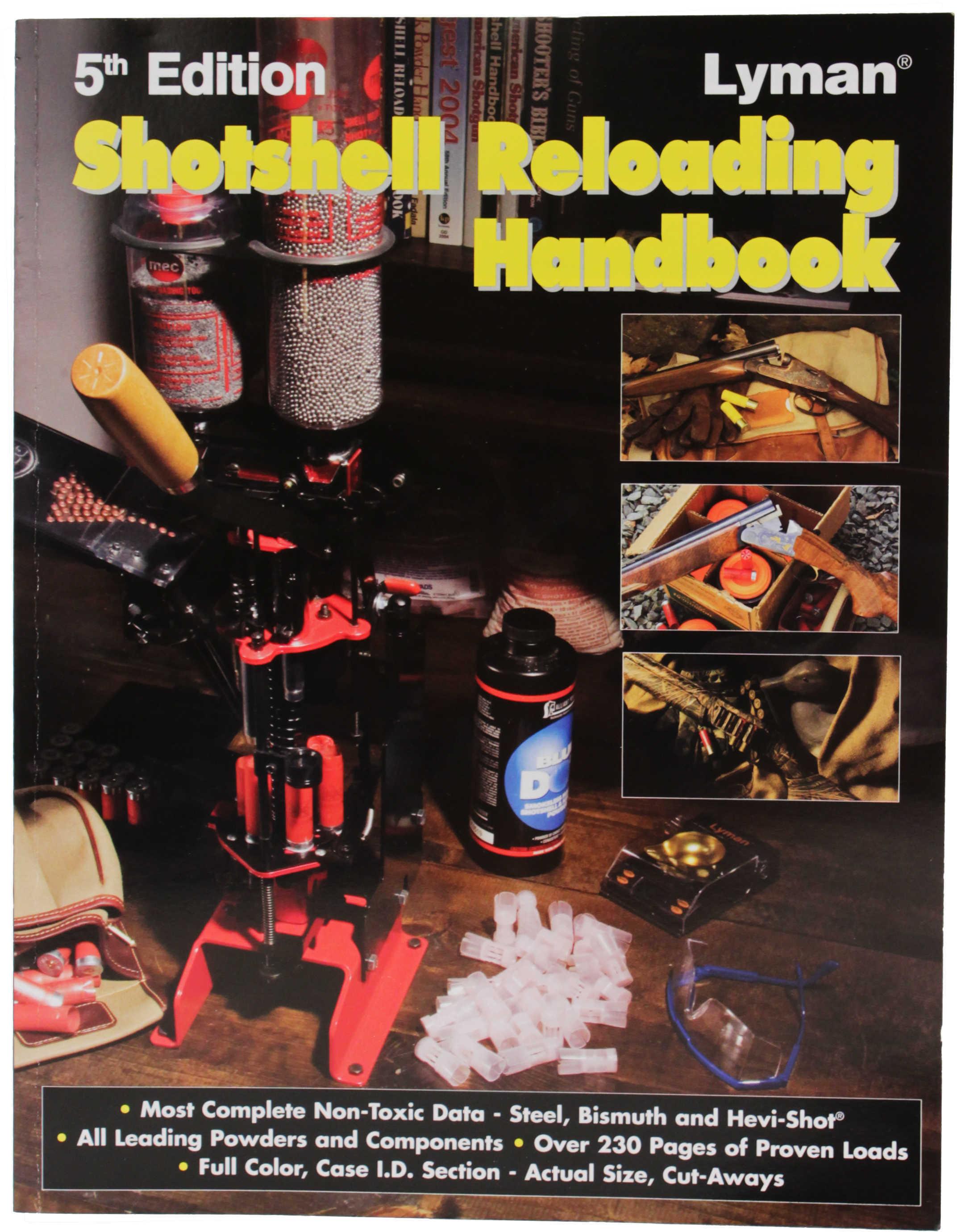 Lyman 5Th Edition Shot Shell Reloading Book 9827111