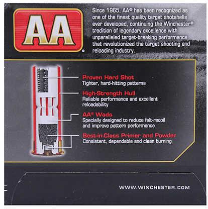"Winchester Ammunition AA Target 12 Gauge 2.75"" #8 2.75 Dram 1.125 oz. Shotshell 25 Round Box AA128"