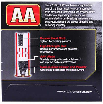 "Winchester AA Target Load 12 Gauge 2.75"" 8-Shot Target/25 AA12FL8"