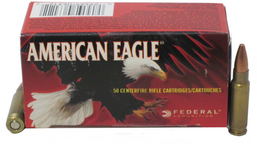 Federal American Eagle 5.7x28mm 40 Grain Total Metal Jacket 50 Round Box AE5728A